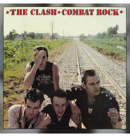 Epic Clash: Combat Rock LP