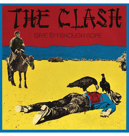 Epic Clash: Give 'Em Enough Rope LP