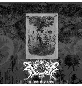 Back on Black Xasthur: To Violate The Oblivious LP