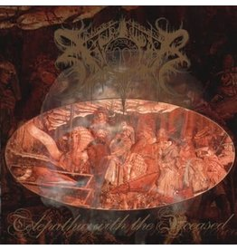 Back on Black Xasthur: Telepathic With The Deceased LP