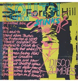 Optic Nerve Disco Zombies: South London Stinks LP