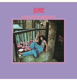 Be With Junie: Suzie Super Groupie LP