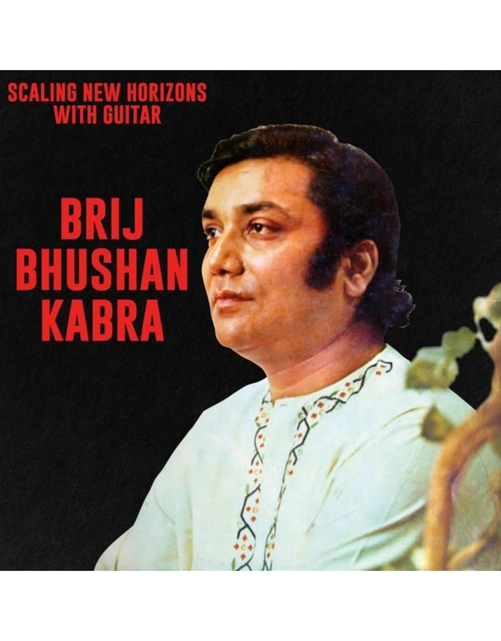 Gramophone Company of India Kabra, Brij Bhushan : Scaling New Horizons with Guitar LP