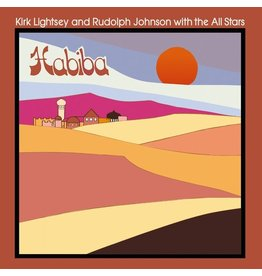 Outernational Lightsey,  Karl and Rudolph Johnson with the All Stars: Habiba LP