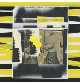 GBV Inc. Guided By Voices: Warp And Woof LP