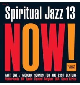 Jazzman Various: Spiritual Jazz 13 Now! Pt 1 LP