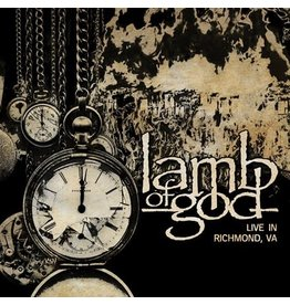 Epic Lamb of God: Live in Richmond, VA LP