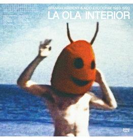 Bongo Joe Various: La Ola Interior: Spanish Ambient and Acid Exoticism 1983-1990 LP