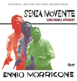 Quartet Morricone, Ennio: Senza Movente LP