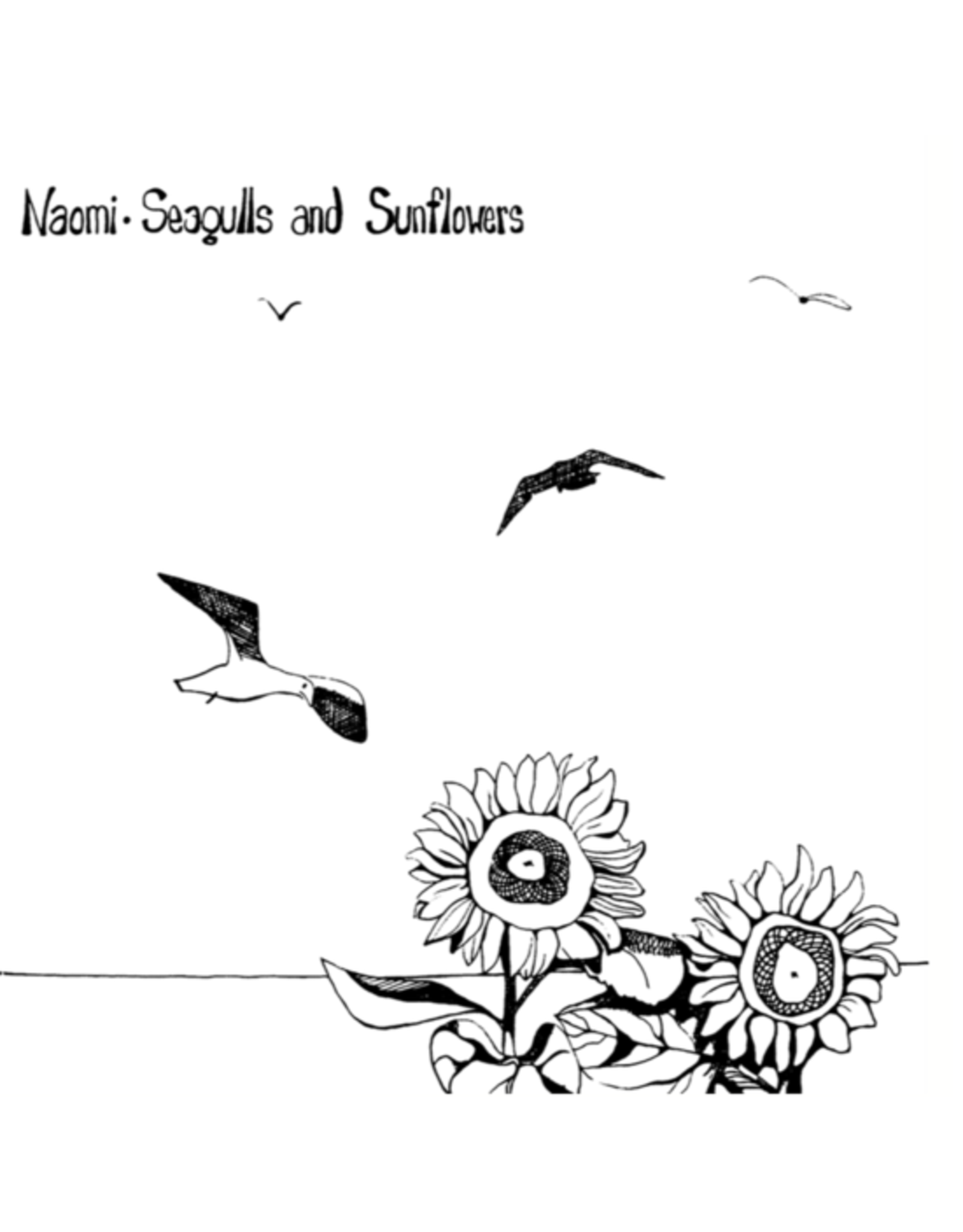 Mapache Lewis, Naomi: Seagulls and Sunflowers LP