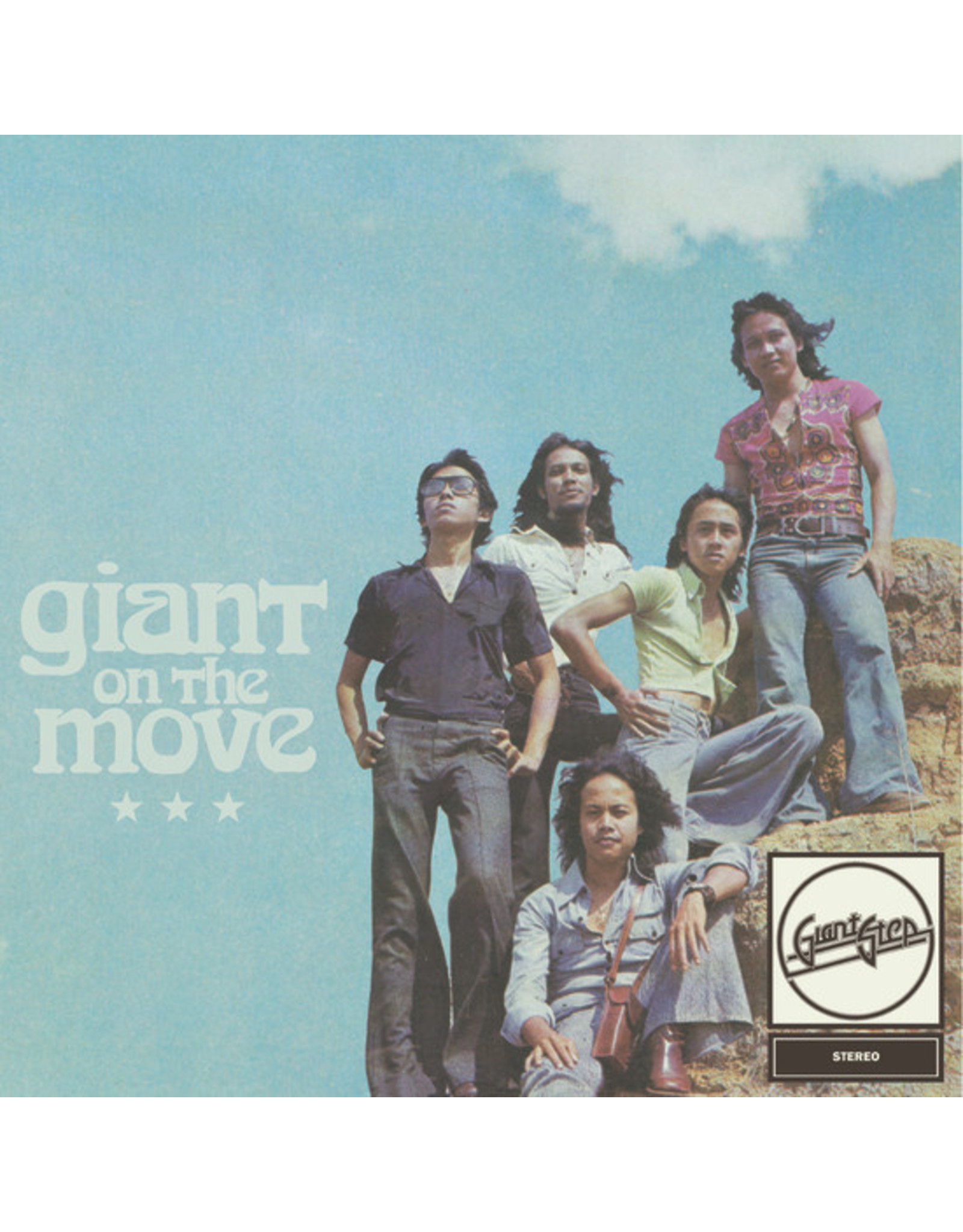 Strawberry Rain Giant Step: Giant on the Move LP