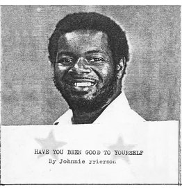 Light in the Attic Frierson, Johnnie: Have You Been Good to Yourself LP