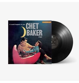 Craft Baker, Chet: Sings: It Could Happen To You LP