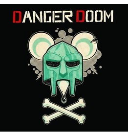 Metal Face Dangerdoom: The Mouse and the Mask: Official Metalface Version LP