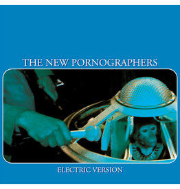 Matador New Pornographers: Electric Version LP