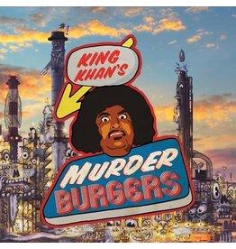 Ernest Jenning King Khan: Murderburgers LP
