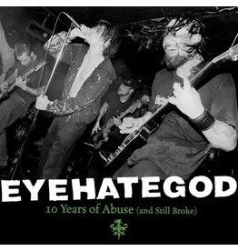 Svart Eyehategod: 10 Years of Abuse (and Still Broke) LP