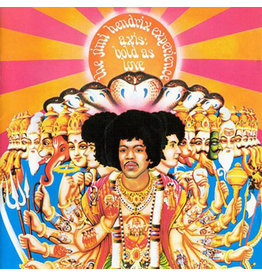 Legacy Hendrix, Jimi: Axis: Bold as Love LP