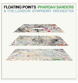 Luaka Bop Floating Points, Pharoah Sanders & the London Symphony Orchestra: Promises LP