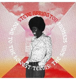 Stones Throw Arrington, Steve: Down To The Lowest Terms: The Soul Sessions LP