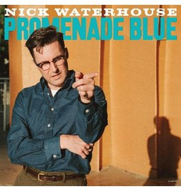 Innovative Leisure Waterhouse, Nick: Promenade Blue LP