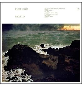 Nonesuch Fleet Foxes: Crack Up LP