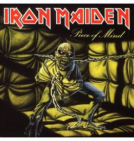 Sanctuary Iron Maiden: Piece of Mind LP