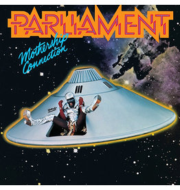 Mercury Parliament: Mothership Connection LP