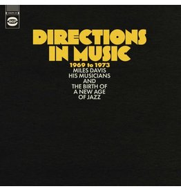 BGP Various: Directions In Music 1969-1973 LP