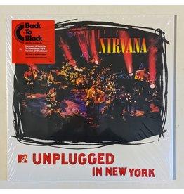USED: Nirvana: MTV Unplugged in New York LP