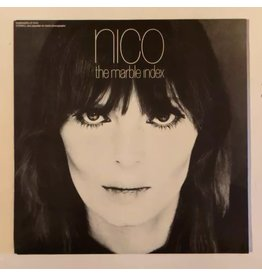 USED: Nico: The Marble Index LP