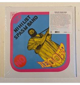 USED: Nihilist Spasm Band: No Record LP