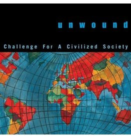 Numero Unwound: Challenge For A Civilized Society (global splatter) LP
