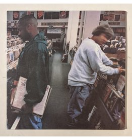 USED: DJ Shadow: Entroducing LP