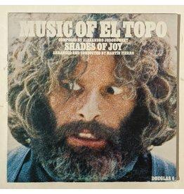 USED: Shades of Joy: Music of El Topo LP