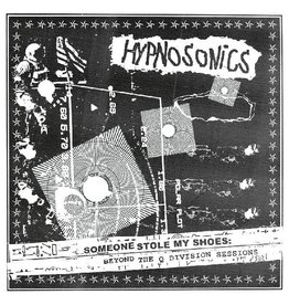 Modern Harmonic Hypnosonics: Someone Stole My Shoes: Beyond The Q Division Sessions LP