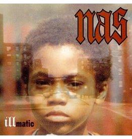 Columbia Nas: Illmatic LP
