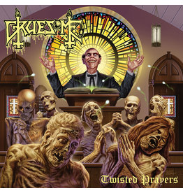 Relapse Gruesome: Twisted Prayers LP