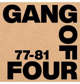 Matador Gang Of Four: 77-81 (5LP/Cassette/Book) LP