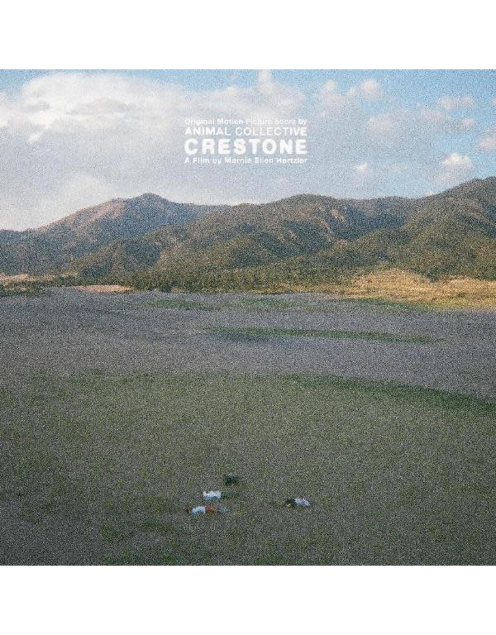 Domino Animal Collective:  Crestone (Original Score) LP