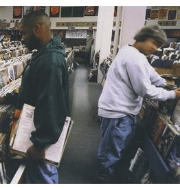 Island DJ Shadow: Endtroducing LP