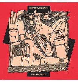 Versatile Parrenin, Emmanuelle/Detlef Weinrich: Jours de Grève LP
