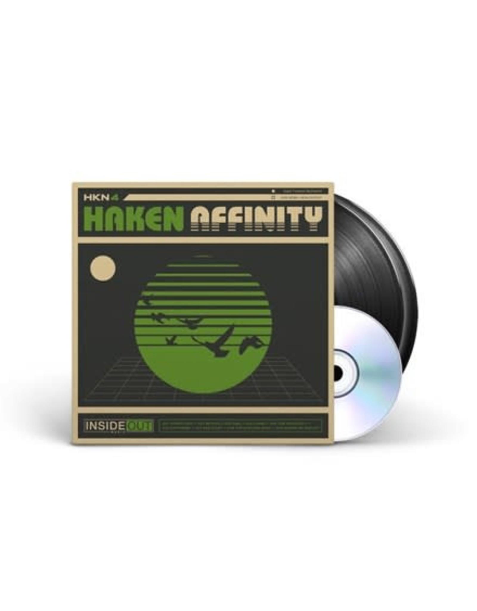 InsideOut Haken: Affinity LP