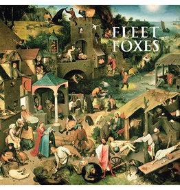 Sub Pop Fleet Foxes: Fleet Foxes/Sun Giant EP LP