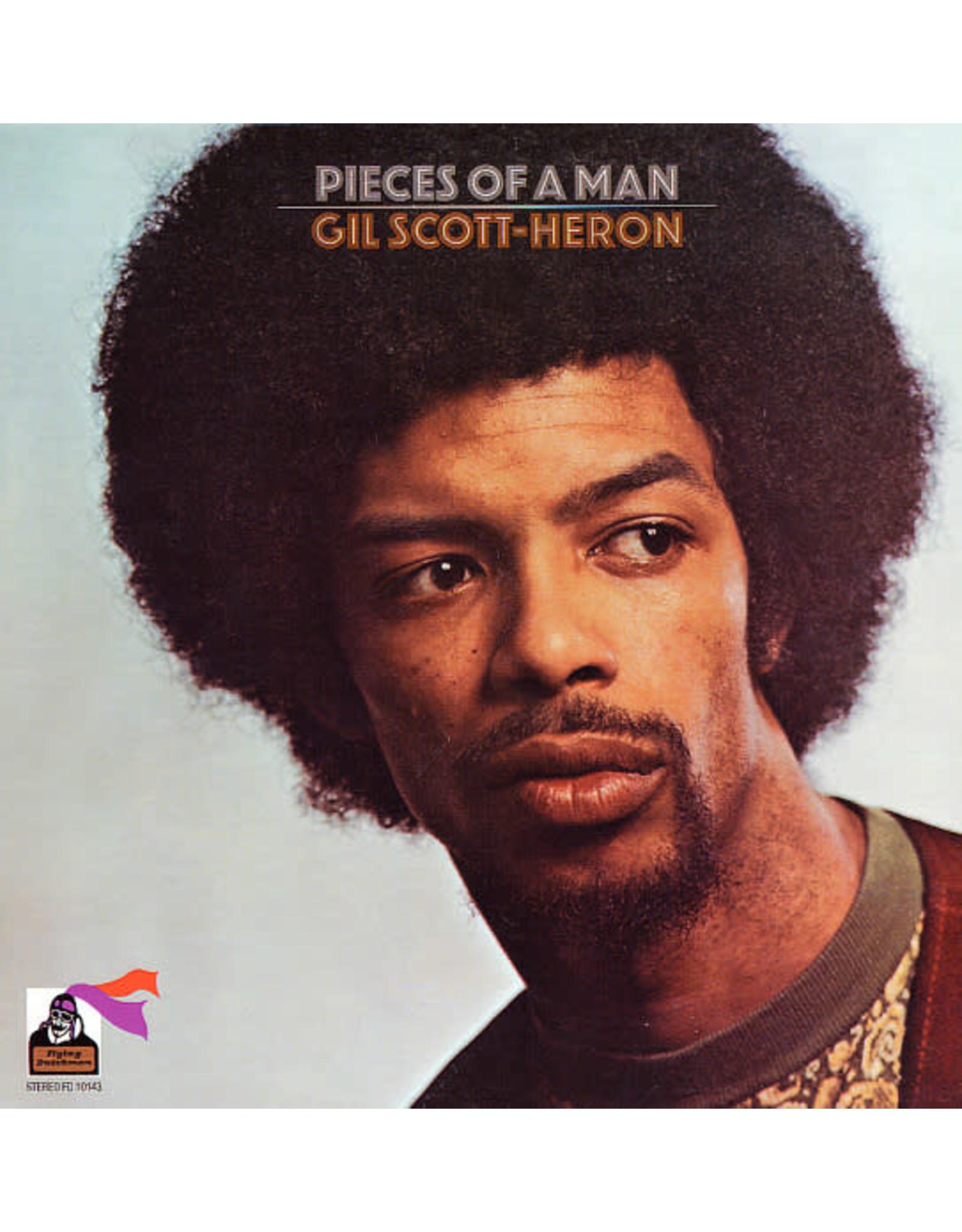BGP Scott-Heron, Gil: Pieces of a Man LP