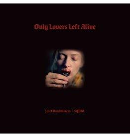 Sacred Bones SQURL & Jozef Van Wissem: Only Lovers Left Alive O.S.T. (clear with red splatter) LP