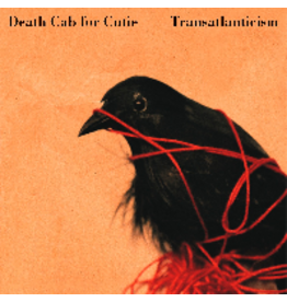 Barsuk Death Cab For Cutie: Transatlanticism LP
