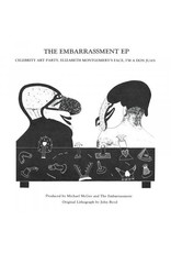 Last Laugh Embarrassment, The: The Embarrassment Ep LP