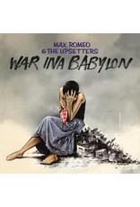 4 Men With Beards Romeo, Max & The Upsetters: War Ina Babylon LP