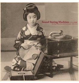 Sublime Frequencies Various: Sound Storing Machines LP